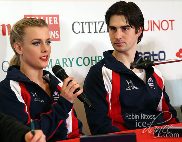 Madison Hubbell & Zach Donohue (USA)