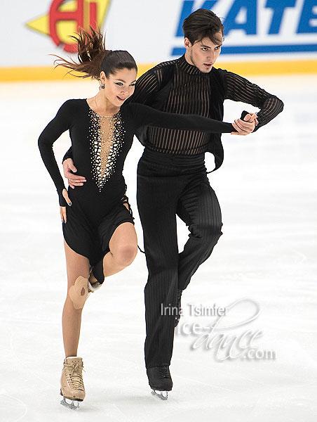 Анастасия Шпилевая - Григорий Смирнов/ танцы на льду - Страница 12 18FT-RD_0046_600