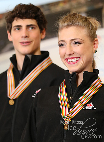 Piper Gilles & Paul Poirier (CAN)