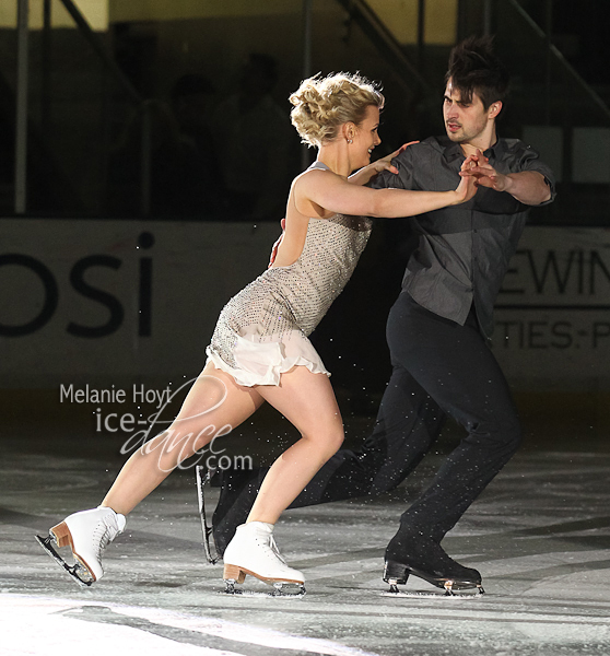Madison Hubbell & Zach Donohue