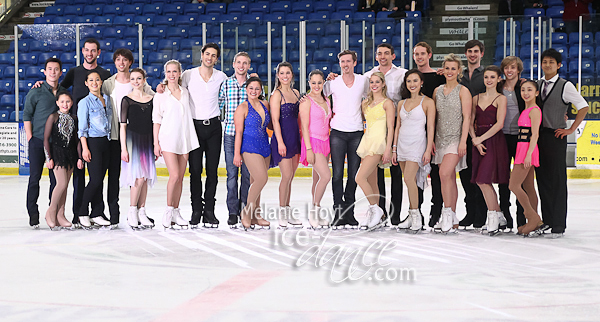 Cast of 2015 FrenchieSkate