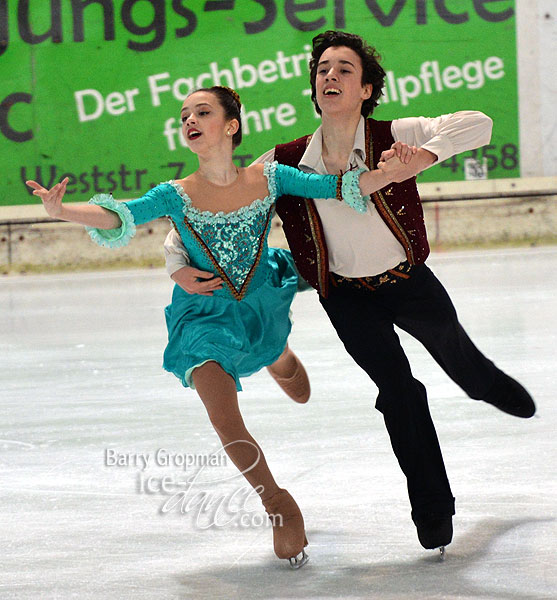 Caroline Green & Gordon Green (USA)