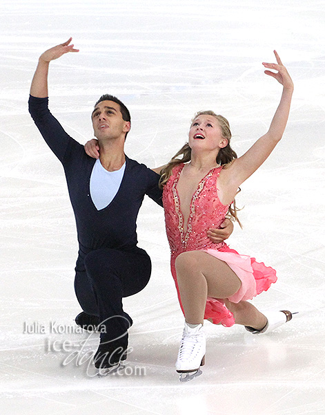 Alicia Fabbri & Claudio Pietrantonio (CAN)