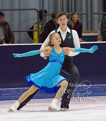 Anne-Maire Wolf & Max Liebers (GER)