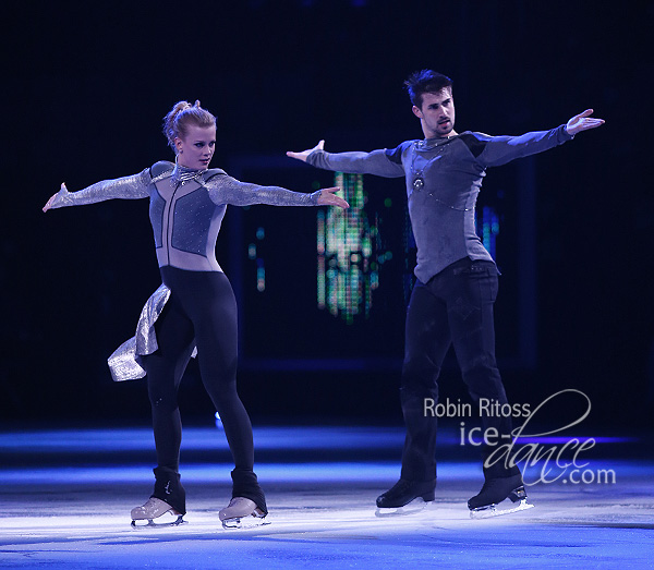 Madison Hubbell & Zachary Donohue