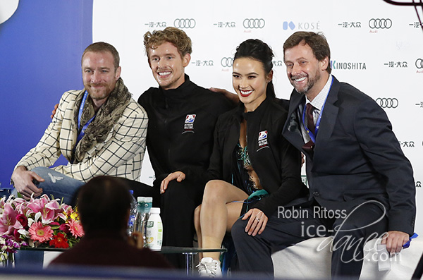 Madison Chock & Evan Bates (USA)