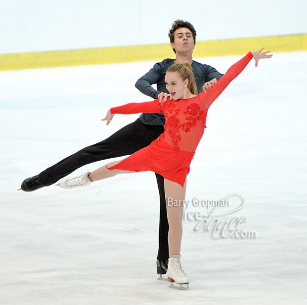 Ellie Fisher & Simon-Pierre Malette-Paquette (CAN)
