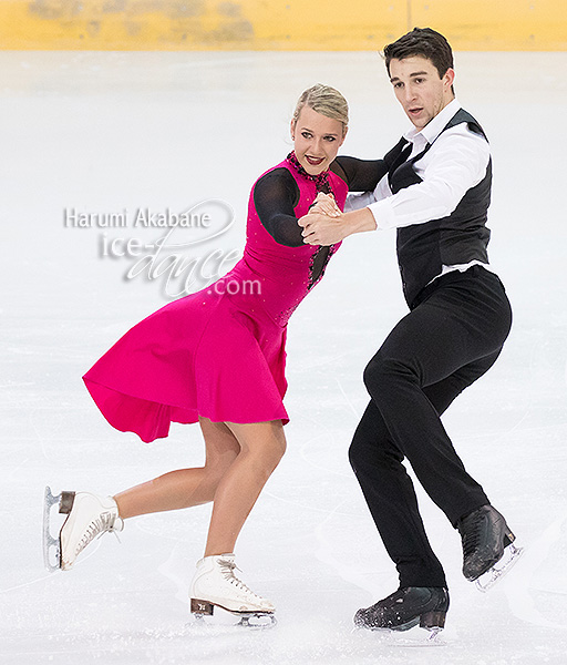 Chantelle Kerry & Andrew Dodds (AUS)