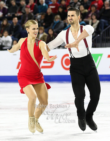 Madison Hubbell & Zachary Donohue (USA)