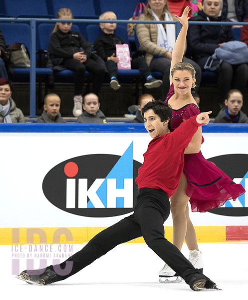 Marjorie Lajoie & Zachary Lagha (CAN)