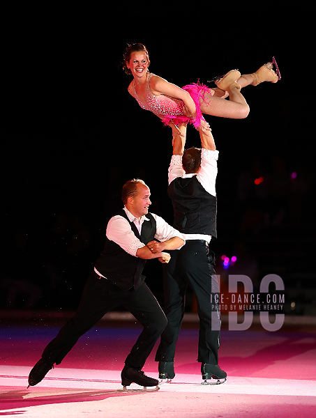 Jeremy Barrett, Natalia Zaitseva, and Jonathon Hunt